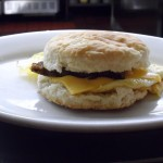 Biscuit Raleigh Breakfast